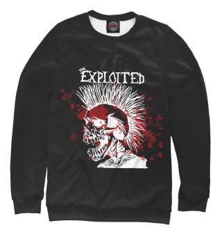 Одежда с принтом The Exploited (158780)