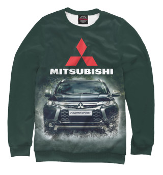 Одежда с принтом Mitsubishi