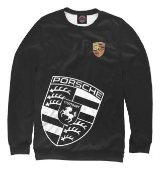 Одежда с принтом Porsche (717826)