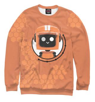 Одежда с принтом Love death + robots K-VRC