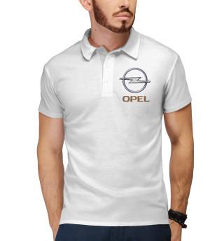 Поло мужское Opel (8027)