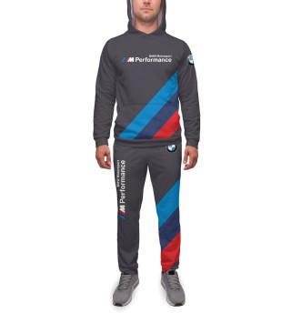 Спортивный костюм  мужской BMW Motorsport