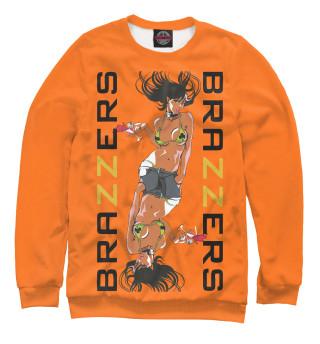 Одежда с принтом Brazzers (475577)