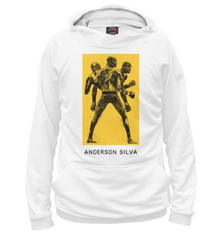 Худи женское Андерсон Сильва (6795)