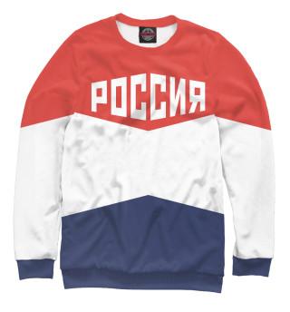 Одежда с принтом Россия (664063)
