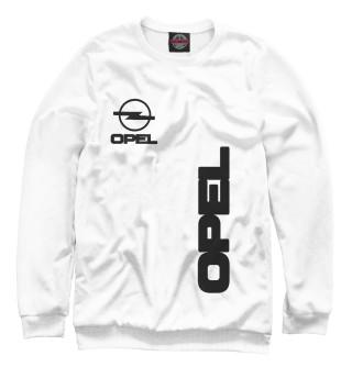 Одежда с принтом Opel (707575)