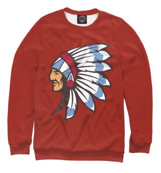 Одежда с принтом Индеец (235564)