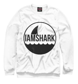 Одежда с принтом Shark