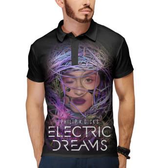 Поло мужское Philip K. Dick's Electric Dreams (5978)