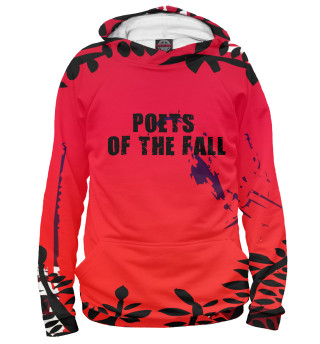 Худи женское Poets of the fall (2073)