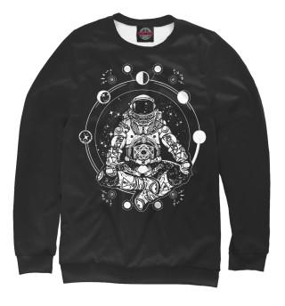 Одежда с принтом Астронавт