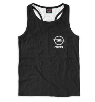 Майка борцовка мужская Opel (9943)