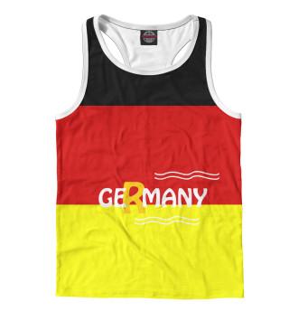 Майка борцовка мужская Германия (2559)
