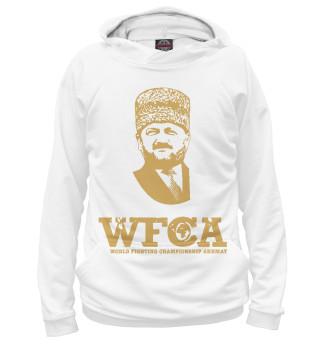 Худи мужское WFCA Federation White