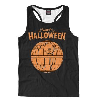 Майка борцовка мужская Halloween (5955)