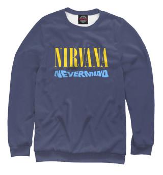 Одежда с принтом Nirvana (695037)