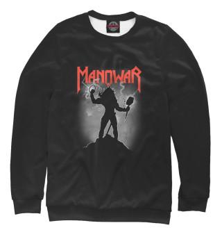 Одежда с принтом Manowar (834885)