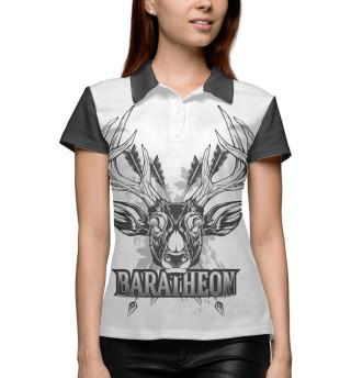 Поло женское Game of Thrones baratheon