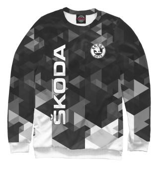 Одежда с принтом Skoda (539913)