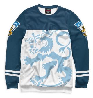 Одежда с принтом Сборная Финляндии (258368)