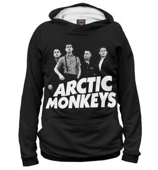 Худи женское Arctic Monkeys