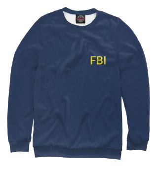 Одежда с принтом FBI (994974)
