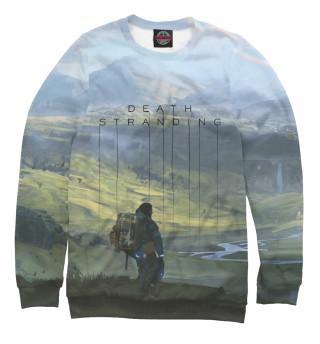 Одежда с принтом Death Stranding (780966)