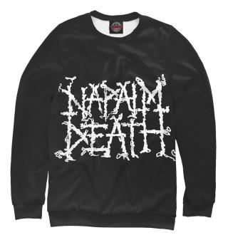 Свитшот  женский Napalm Death