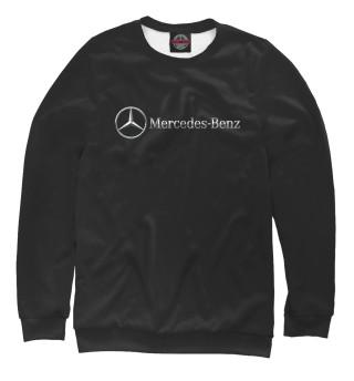 Одежда с принтом Mercedes Benz