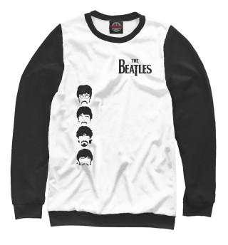 Одежда с принтом The Beatles (723321)