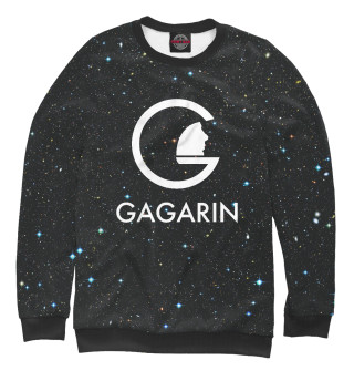 Одежда с принтом Гагарин (910386)