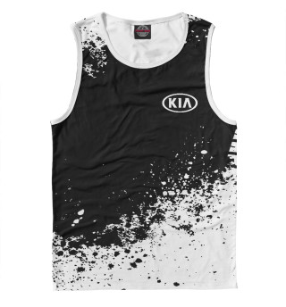 Майка мужская Kia abstract sport uniform