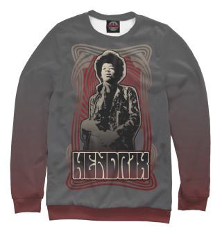 Одежда с принтом Jimi Hendrix (118826)
