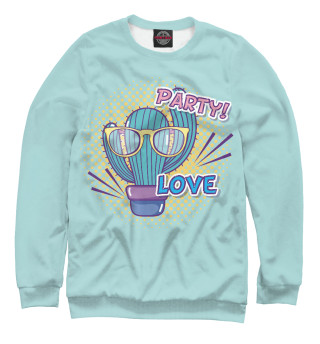 Одежда с принтом Kaktus party