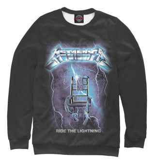 Одежда с принтом Metallica (333876)