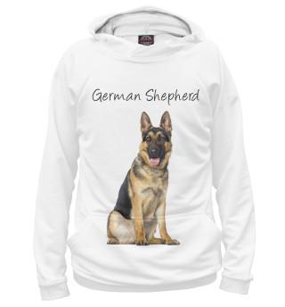 Худи женское German Shepherd (3873)