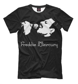 Футболка мужская Freddie Mercury (4172)