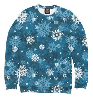 Одежда с принтом Снежинки (422059)