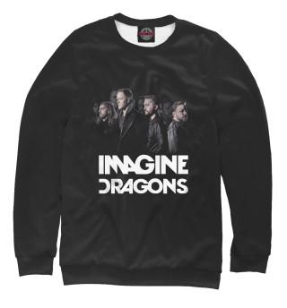 Одежда с принтом Imagine Dragons (893031)