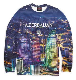 Одежда с принтом Азербайджан (712789)