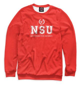 Одежда с принтом NSU (181341)