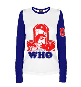 Лонгслив  женский The Who (7247)