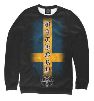 Одежда с принтом Bathory
