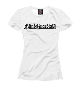 Футболка женская Blind Guardian (6000)