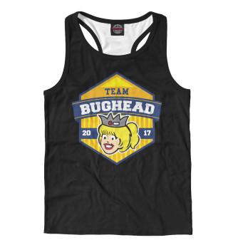 Майка борцовка мужская Team Bughead