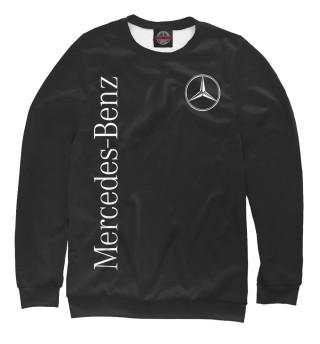 Свитшот, Футболка, Майка, Худи, Бомбер, Поло, Штаны, Спортивный костюм, Сумка-шопер, Дождевик, Пляжная сумка, Маска  Mercedes-Benz (175096)