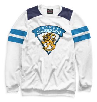 Одежда с принтом Сборная Финляндии (483457)