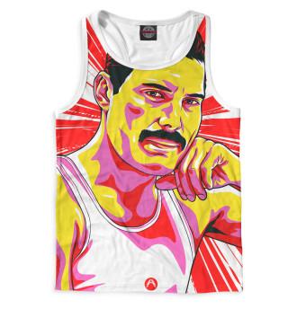 Майка борцовка мужская Freddie Mercury (9656)