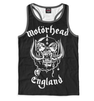 Майка борцовка мужская Motorhead (6683)
