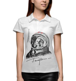Поло женское Гагарин